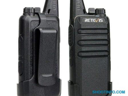 10-pcs-Retevis-RT22-Mini-Walkie-Talkie-2W-VOX-USB-Charge-Portable-Two-Way-Radio-Station